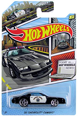 Hot Wheels 1985 Chevrolet Camaro Vehicle 1:64 Scale Car, Gift for Collectors & Kids Ages 3 Years Old & Up