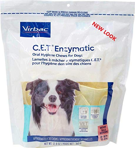 H&C Animal Health C.e.t. Enzymatic Chews for Dogs