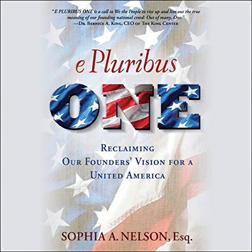 E Pluribus One audiobook cover art