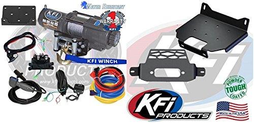 Fantastic Prices! 2014+ Polaris RZR 1000 Standard Winch Kit, Winch Mount