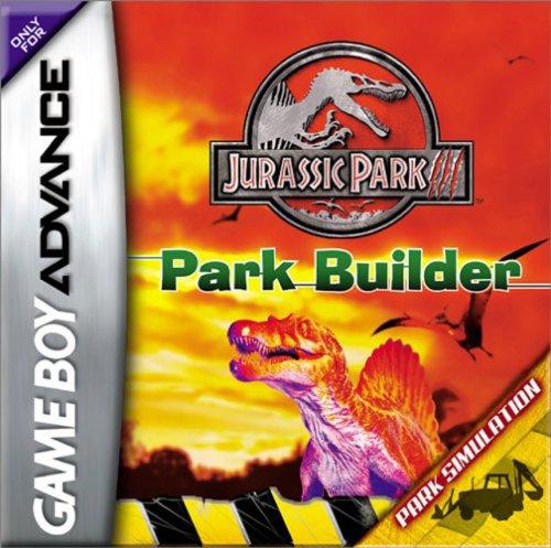 Jurassic Park III: Park Builder (GBA)