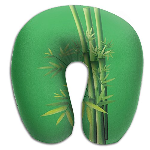 Laurel Neck Pillow Bamboo Travel U Shape Soft Comfortable Best Neck Support Perfectly For Airplane Sleeping