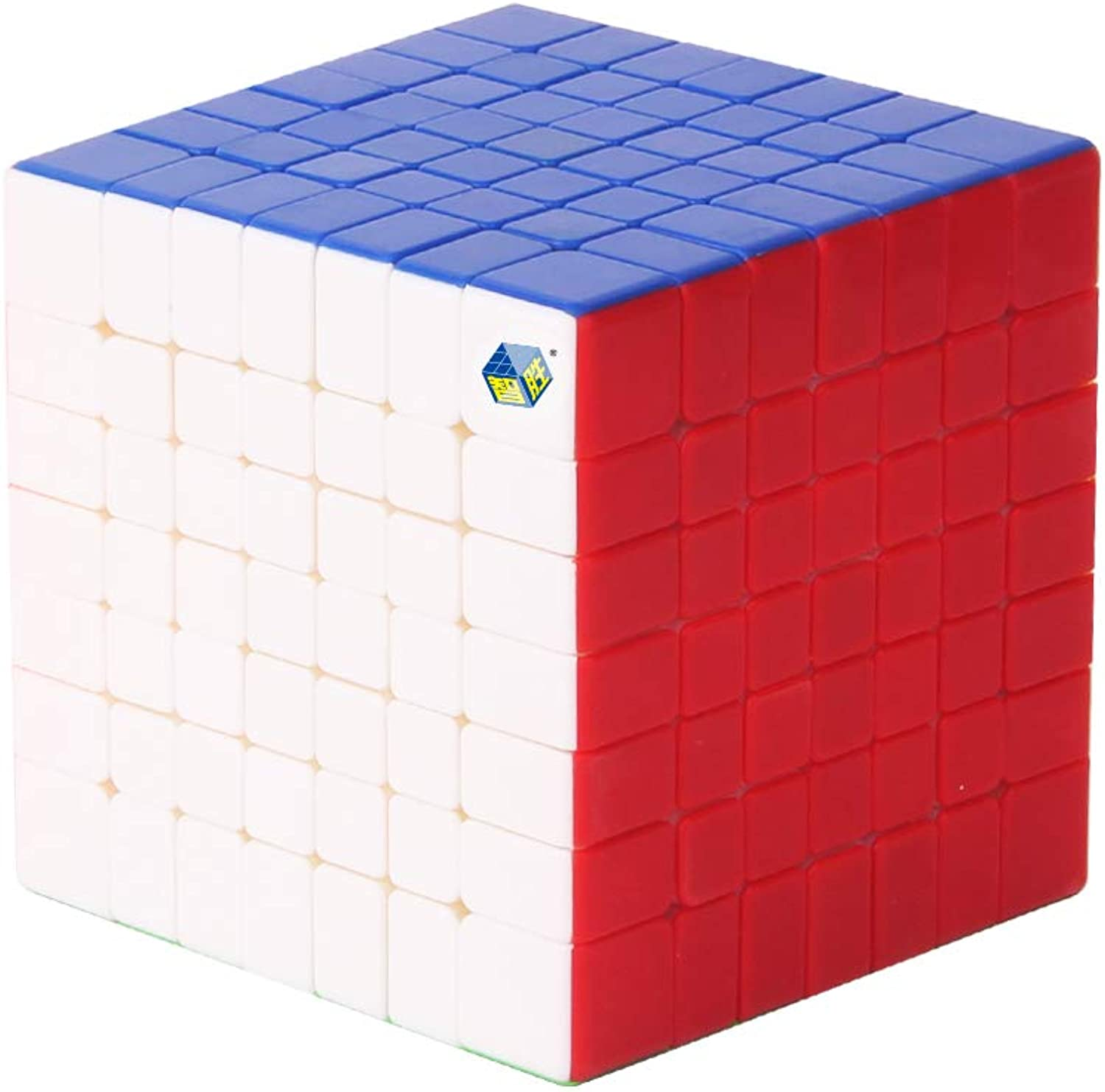 GYFY Competition speed seventhorder cube professional classic puzzle twisted toy threedimensional puzzle (six colors)