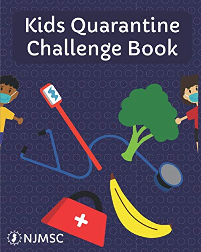 Kids Quarantine Challenge Book