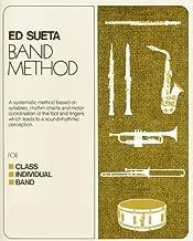 M-109CD - Ed Sueta Band Method Trumpet Book 1 Book/CD by Ed Sueta (1974-01-01)