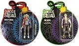 Funko Suicide Squad Harley Quinn & Joker Legion of Collectors Exclusive Action Figure …