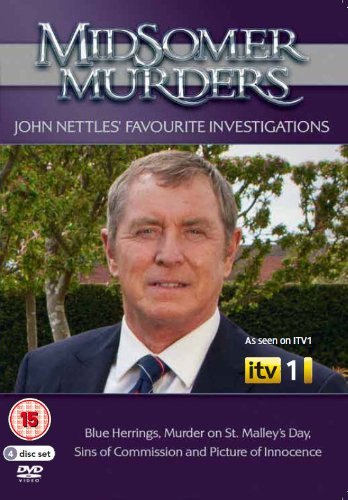 Midsomer Murders - John Nettles' Favourite Investigations
