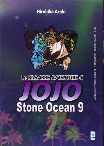 Stone Ocean. Le bizzarre avventure di Jojo: 9