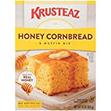 SWEET AS HONEY: Packs all the moist and delicious flavors a good Honey Cornbread and Muffin Mix should have MADE WITH FAMILIAR INGREDIENTS: This mix combines fresh corn, honey, and rich butter in a mouthwatering twist on traditional recipes — Contain...