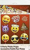 Emoji-Gastgeschenke für Geburtstage, Party-Zubehör