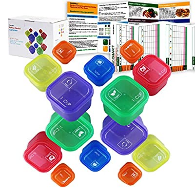 21 day fix containers and food plan