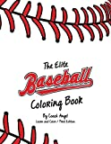 The Elite Baseball Coloring Book