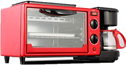 Amazon.es: Rojo - Tostadoras / Pequeño electrodoméstico: Hogar y ...