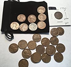 25 Varies Wheat Pennies Cents Steel cent Indian Penny Penny Cent Condition Fine Details