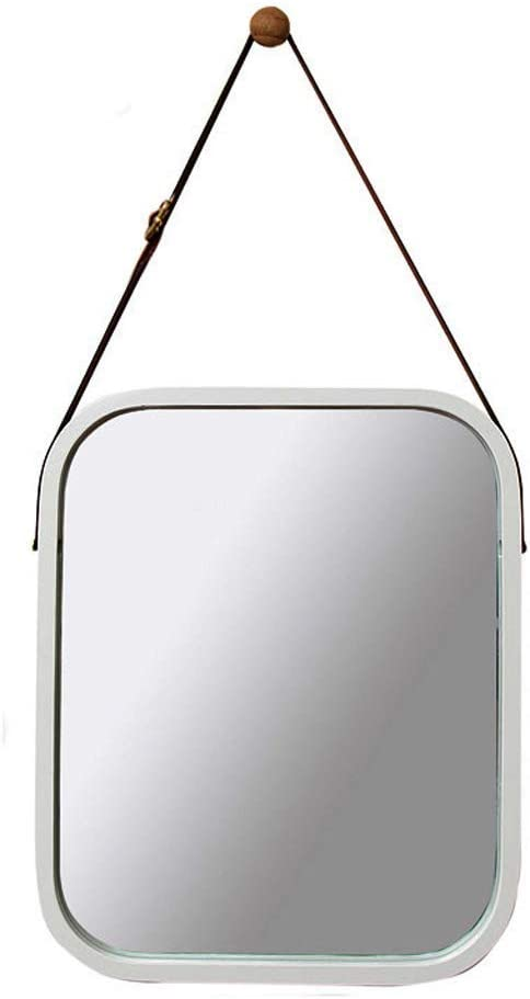 HLWJXS Mirror Bathroom Wall W Makeup Mail order White High quality new Mounted