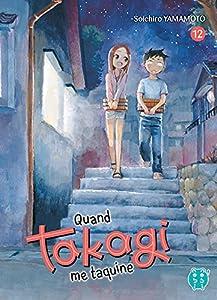 Quand Takagi me Taquine Edition simple Tome 12