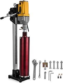 Diamond Core Drill Concrete Drilling Machine, with Stand & Drill Bits 2180W