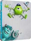 Monsters University Zavvi Edizione Limitata Esclusiva Steelbook (Collezione Pixar #2)