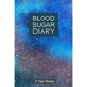 buy  Blood Sugar Diary: Professional Glucose Monitoring ... Books