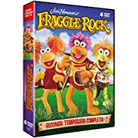 Los Fraggle Rock Temporada 2 en 4 DVD