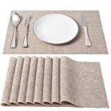 SD SENDAY Placemats, Set of 8...