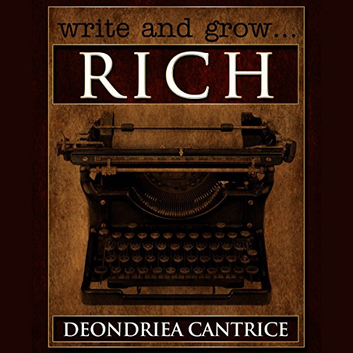 Write and Grow Rich audiobook cover art