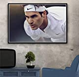 MZCYL Leinwand Malerei Wandkunst Bild Sport Super Star
