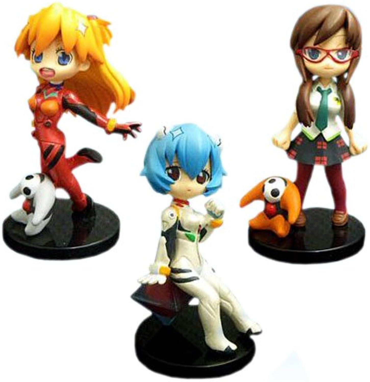 Evangelion Petit Eva RStyle Mini Figure Set 58553 (japan import)