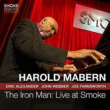 The Iron Man: Live at Smoke