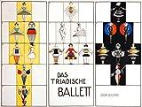 Kunstdruck/Poster: Oskar Schlemmer Figurine Triadisches