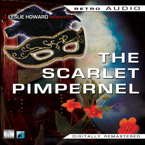 The Scarlet Pimpernel cover art