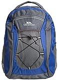 Trespass Neroli, Sapphire, Rucksack 28 Liter mit internem Organizer & Kopfhörereingang ideal zum Wandern / Trekking / Hiking / Jogging / Radsport / Uni / Schule, Blau