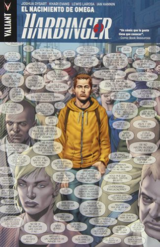 Harbinger 1. El Nacimiento De Omega (100% Cult Comics)