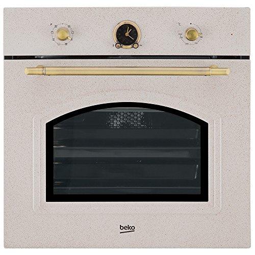 forno da incasso ventilato beko Beko OIM27200AV Forno elettrico 71L 2500W A