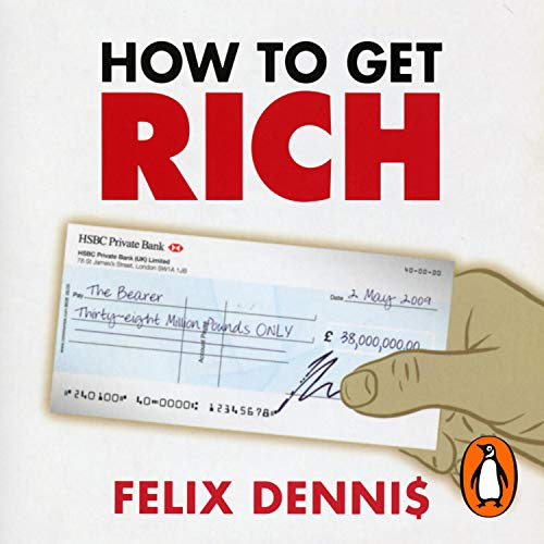 How to Get Rich cover art
