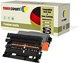 Kit 2 TONER EXPERTE DR3300 Tamburo & TN3380 Toner compatibili per Brother HL-5440D HL-5450DN HL-5470DW HL-6180 HL-6180DW MFC-8510DN MFC-8520DN MFC-8950DW MFC-8950DWT DCP-8110 DCP-8110DN DCP-8250