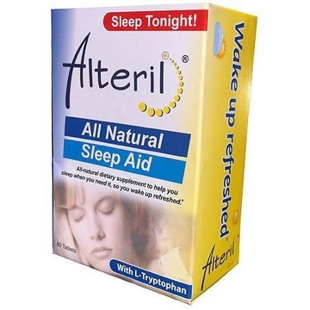 Alteril Sleep Aid, 180-Count Box