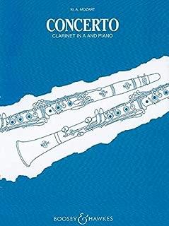 mozart klarinettenkonzert a dur kv 622