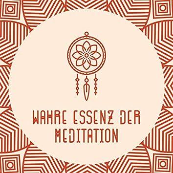 Wahre Essenz der Meditation: Musik für einheimische Flöten- und Naturklänge, spirituelle Tiefenmeditation und innere Heilung