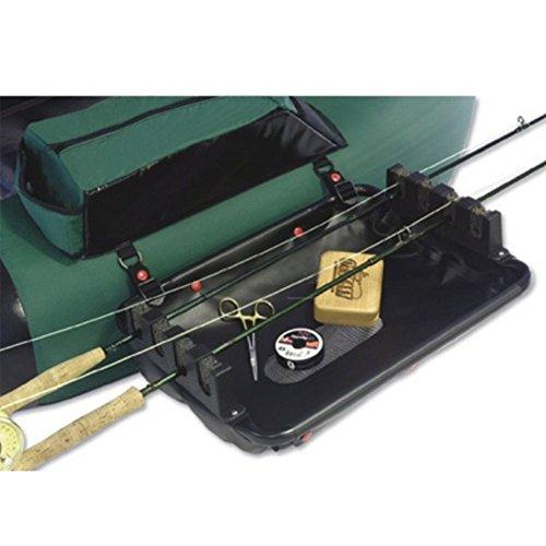 Z&HAO Professionelles Aufblasbares Fischen-Katamaran PVC-Gummiboot Für Fischen-Kajak 1 Personen-Aufblasbares Fischen-Stuhl-Einzelnes Ruderboot,Fishingrodtray