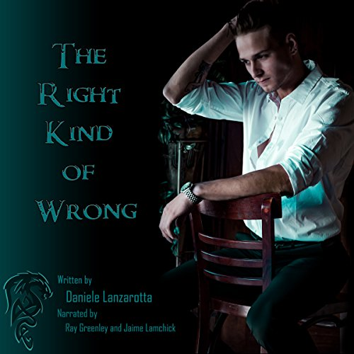 The Right Kind of Wrong audiobook cover art