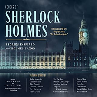 Echoes of Sherlock Holmes cover art