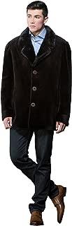 long haired mink coat