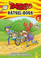 Tom Turbo - Raetsel-Boss 2: Turbotoller Raetselspass mit Tom Turbo, Karo und Klaro