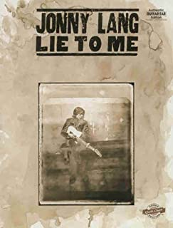 Jonny Lang -- Lie to Me: Authentic Guitar TAB with Qwik Charts