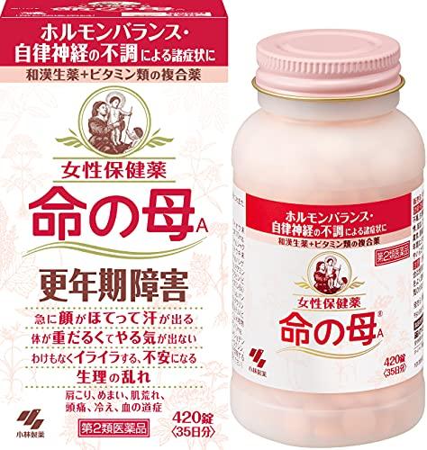 【第2類医薬品】命の母A 420錠