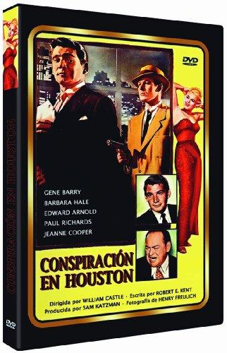 Conspiración En Houston - The Houston Story - William Castle - Audio in Englisch und Spanisch. Untertitel in Spanisch.
