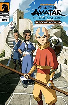 Avatar Free Comic Book Day 2011 (Avatar: The Last Airbender) by [J. Torres, Bryan Evans, Hye Jung Kim, Gurihiru]