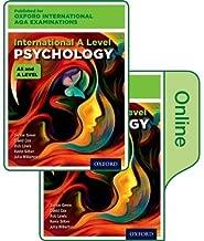 International A Level Psychology for Oxford International AQA Examinations: Print & Online Textbook Pack