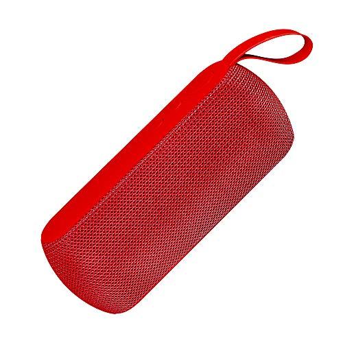 AKAI Tokyo japan Rhythm Bluetooth Speaker (Red)